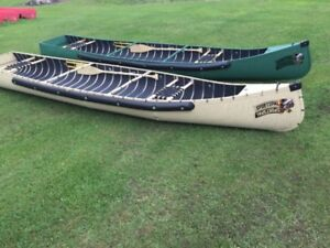 16' Transom Sportspal Canoes in Stock and on Sale!