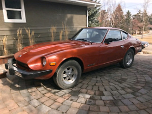 1978 Dastun 280z 2 seater NO RUST