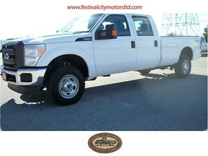 2012 ford F-350 FX4 Crew Cab 8' Box | CERTIFIED