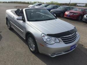2008 Chrysler Sebring Touring  CONVERTIBLE