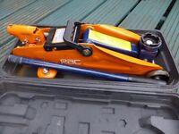 RAC 2 Tonne car trolly jack