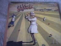 Vinyl LP Genesis – Nursery Cryme - Charisma CAS 1052