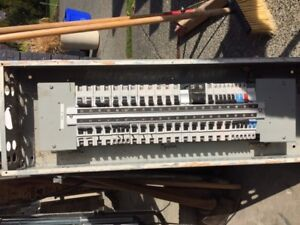 Electrical panels and Breakers