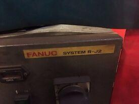 FANUC ROBOTIC WELDER