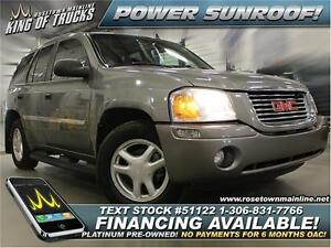 2008 GMC Envoy  SLE Power Sunroof | Heated Mirrors