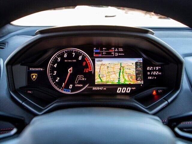 Image 13 Voiture Européenne d'occasion Lamborghini Huracan 2019