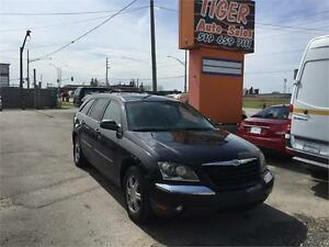 2004 Chrysler Pacifica**DVD**AWD**ONLY 162KMS***AS IS SPECIAL**