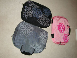 "Laptop bags 15"" or smaller"