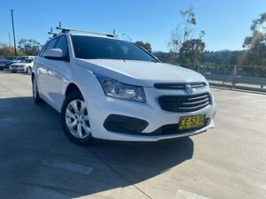 2015 Holden Cruze JH Series II MY16 CD Sportwagon White 6 Speed Sports Automatic Wagon Muswellbrook Muswellbrook Area Preview
