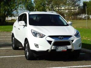 2014 Hyundai ix35 LM3 MY14 Elite AWD White 6 Speed Sports Automatic Wagon Murray Bridge Murray Bridge Area Preview
