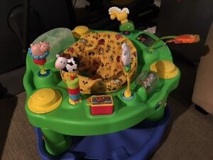 Exersaucer for sale!