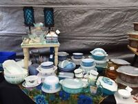 Tons of PYREX ,CORNING, and Lots of Kitsch**