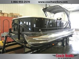 2016 South Bay Pontoon 523RS ARCH 200hp $332/BW $0 Down
