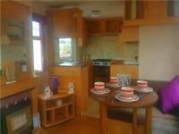 Static caravan for sale 2006 at Sandylands, Saltcoats, Ayrshire