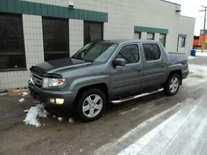 2010 Honda Ridgeline EX-L 3.5L v6 leather loaded