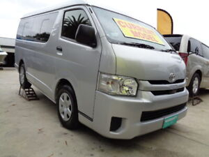 2018 Hiace Commuter DX 10 Seater Auto Wagon Enfield Port Adelaide Area Preview