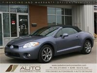 2008 Mitsubishi Eclipse GT-P Spyder **ONLY 81,000 KM**
