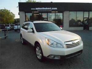 SUBARU OUTBACK 2.5I AWD 2012 **COMMODITÉ**