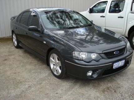 2006 Ford Falcon BF XR6 Ego 5 Speed Automatic Sedan Northam 6401 Northam Area Preview