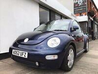 Volkswagen Beetle 1.8 T 3dr ONLY 55388 GENUINE MILES
