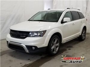 Dodge Journey Crossroad AWD Cuir 7 Passagers Audio Alpine MAGS 2