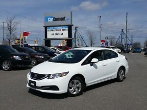 2013 Honda Civic ONLY $19 DOWN $51/WKLY!!