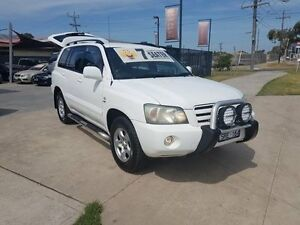 2003 Toyota Kluger MCU28R CVX (4x4) 5 Speed Automatic Wagon Cairnlea Brimbank Area Preview