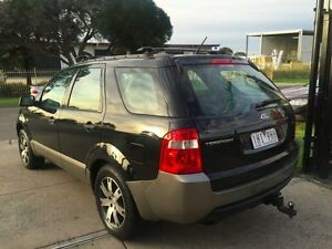 2008 Ford Territory SY MY07 Upgrade TX (RWD) 4 Speed Auto Seq Sportshift Wagon Brooklyn Brimbank Area Preview