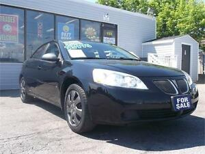 2006 PONTIAC G6 !!! WOW ONLY 146,000 KMS * FULLY LOADED !!!