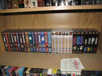 "VHS collection: Vintage ""Big Box"", Imports, classics, anime"