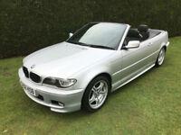 2006 BMW 318Ci M Sport Convertible - Manual - Silver - Alcantara Seats