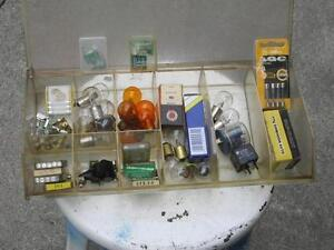 LIGHT BULBS,FUSES,SWITCHES & FLASHERS