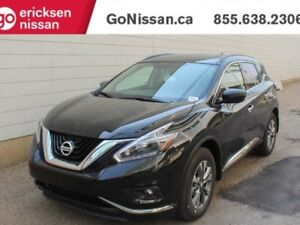 2018 Nissan Murano Navigation, Back up camera, Power trunk