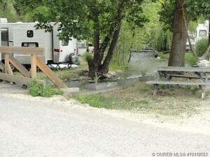 RV Park and campground in Coldstream