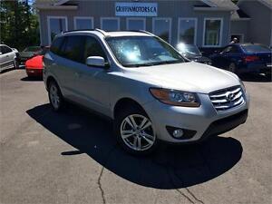 2010 Hyundai Santa Fe Limited only $125 B/W