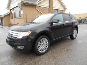2009 FORD Edge Limited Leather Navigation Panoramic Sunroof 192K