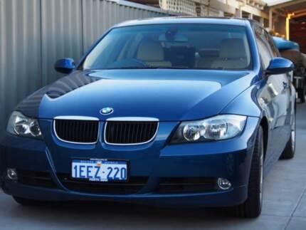 2006 BMW 3 Sedan