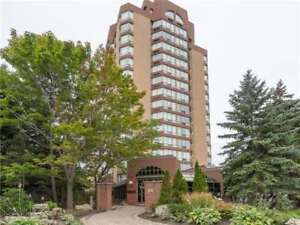 1,027 Sq Ft Condo Apt 2 Bed / 2 Bath | Fairview Rd W