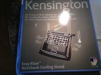 Kensington Easy Riser Notebook Cooling Stand.