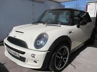 MINI HATCHBACK 1.6 Cooper 3dr (white) 2002