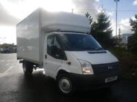 Ford Transit 2.2TDCi ( 125PS ) ( EU5 ) ( RWD ) 350 EF DRW LUTON