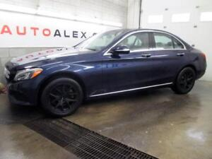 2015 Mercedes C300 NAVIGATION CAMERA TOIT PANOR 4MATIC *73$/SEM*