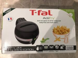 T-FAL ACTIFRY PLUS 1.2KG (2.6LB) AIR FRYER BRAND NEW IN BOX