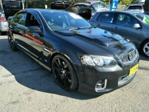 2013 Holden Commodore VE II MY12.5 SS V Z Series Black 6 Speed Sports Automatic Sedan Sutherland Sutherland Area Preview