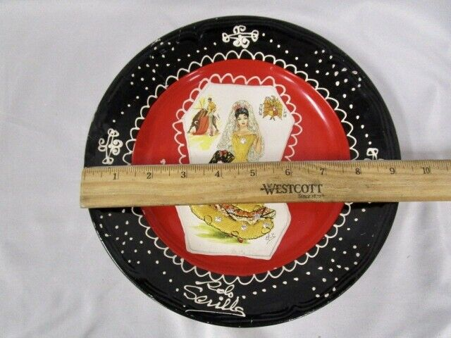SEGOVIA Plate Original Work  - $9.99