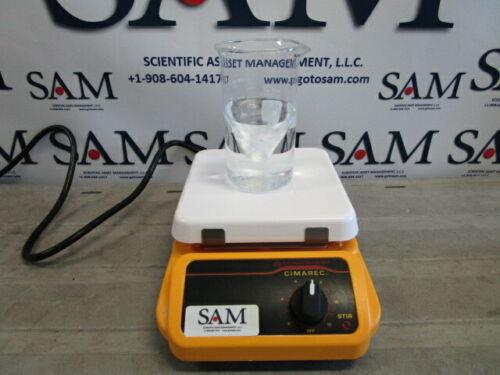 Barnstead Thermolyne Cimarec Magnetic Stirrer Model S131125