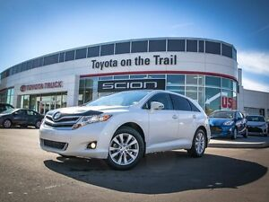 2013 Toyota Venza Limited, AWD, Remote Starter, Leather, Heated