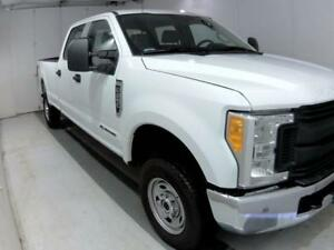 **DIESEL, Leather ** ,2017 ford f250 CrewCab,LONG BOX
