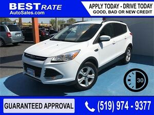 FORD ESCAPE SE - APPROVED IN 30 MINUTES! - ANY CREDIT LOANS