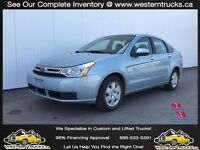 2009 Ford Focus SE ~ Only $77 B/W